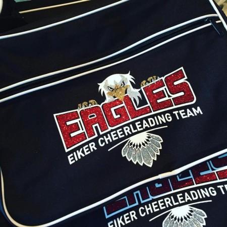 Eiker Cheerleading Team