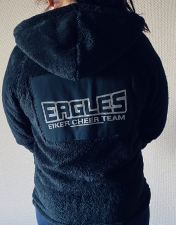 Bamsejakke Eagles Glitter
