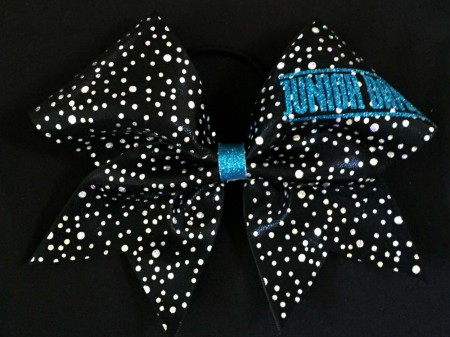 Junior dance bow