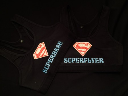 Superbase/Superflyer sports bh